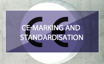 CE-Marking and Standardisation